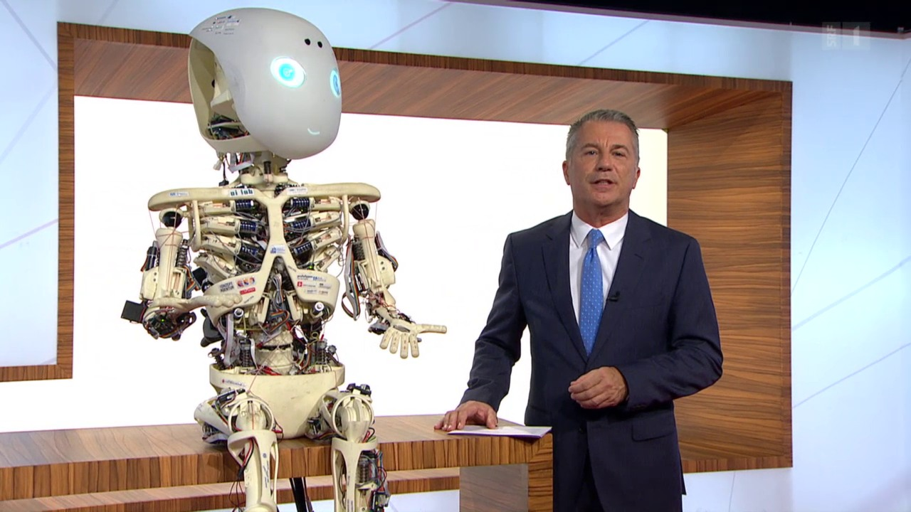 ECO Spezial: Wenn Roboter Menschen ersetzen