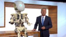 Video «ECO Spezial: Wenn Roboter Menschen ersetzen» abspielen