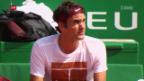 Video «Roger Federer vor dem Comeback in Monte Carlo» abspielen