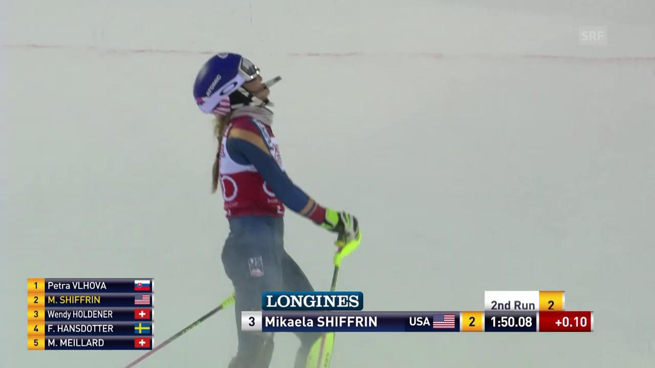 Vlhova entfesselt: Die Entscheidung im Slalom