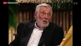 Video «Dietmar Schönherr ist tot» abspielen