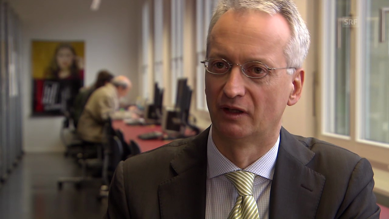Professor Stefan Wolter zum Wirtschaftsfaktor Lehre