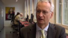 Video «Professor Stefan Wolter zum Wirtschaftsfaktor Lehre» abspielen