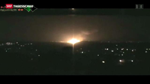 Angriff auf Damaskus