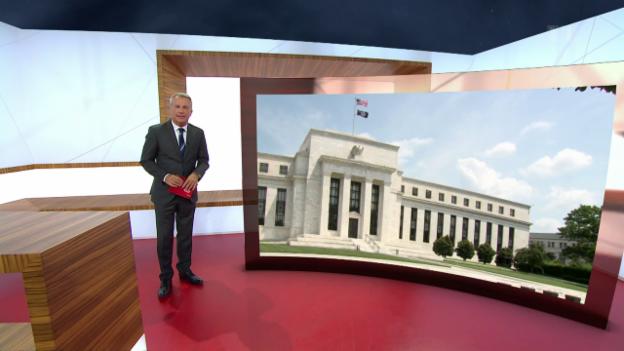 Video «Krisenstaat Türkei | Zinsanstieg in USA | Serie: Pascal Jaussi» abspielen