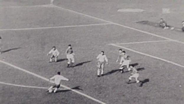 Video «Fussball: WM-Halbfinal 1962 Brasilien - Chile» abspielen