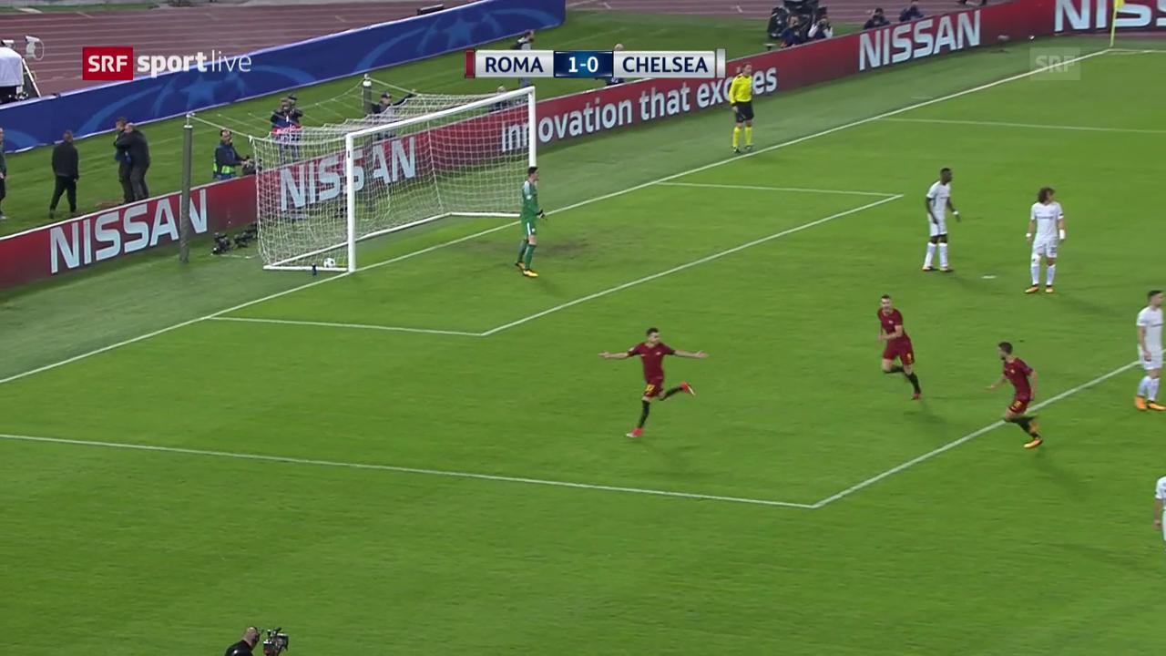 El Shaarawy trifft gegen Chelsea nach 39 Sekunden