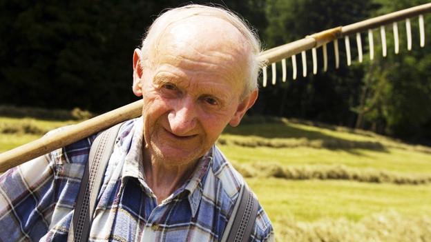 Demenzkranke – Betreuung auf dem Bauernhof