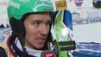 Video «Ski Alpin: Slalom Lenzerheide, Interview Neureuther («sportlive», 16.03.2014)» abspielen