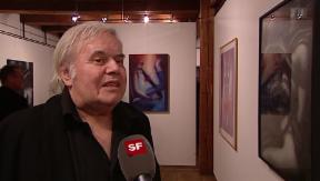 Video ««Alien»-Legende: Künstler HR Giger ist tot» abspielen