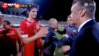 Video «Fussball: Tunesien - Schweiz» abspielen