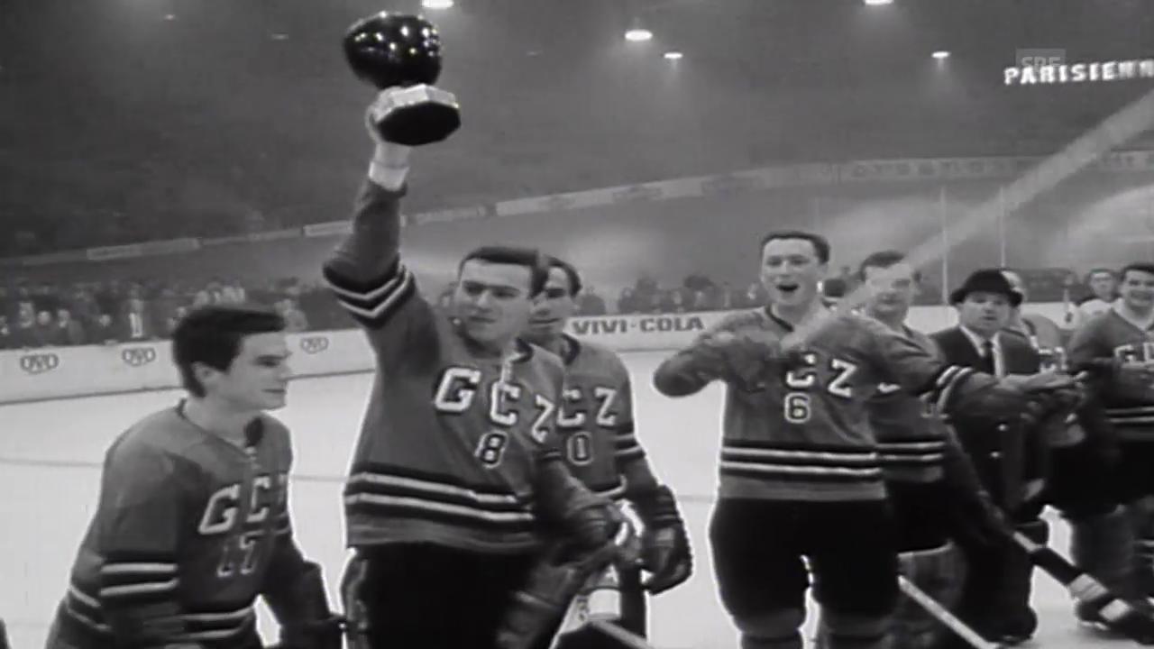 Eishockey: Cupfinal 1966, GC-ZSC
