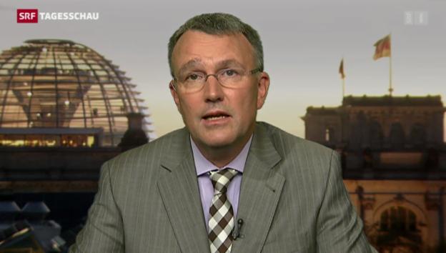 Video «Einschätzungen von Islam-Experte Michael Lüders» abspielen