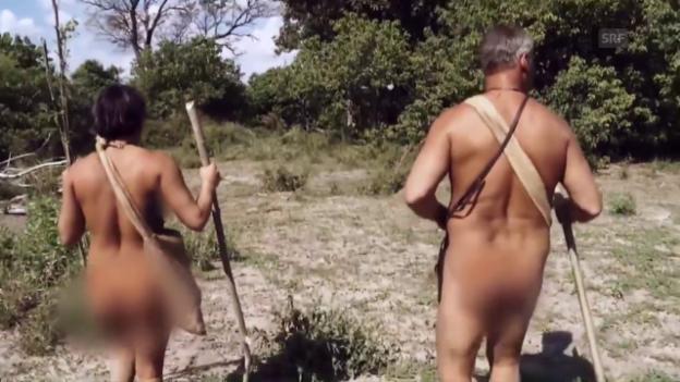 Video «Survival: Die grosse Sehnsucht nach der Wildnis» abspielen
