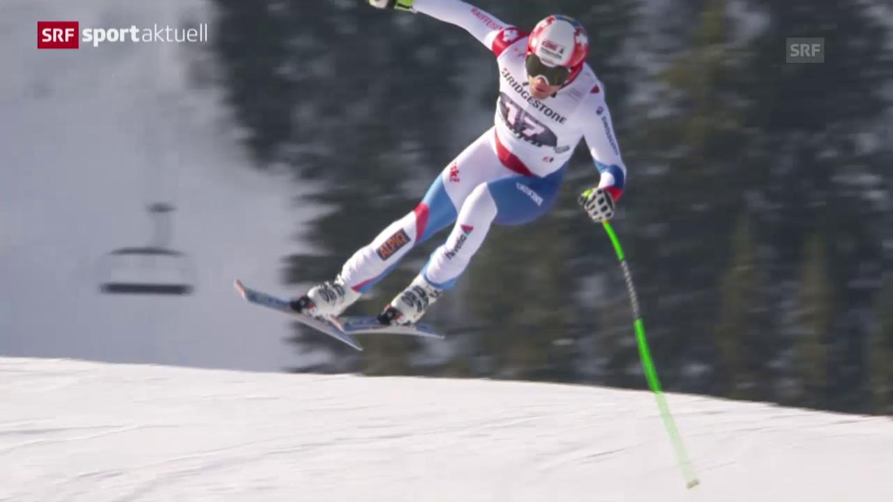 Ski: Reichelt mit Abfahrtssieg in Kvietfjell