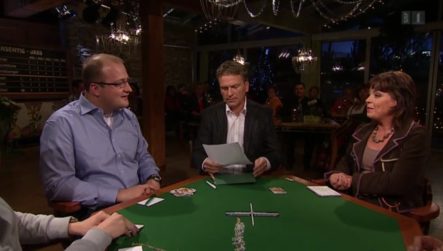 Video «SRF 1 Moderator Michael Brunner» abspielen