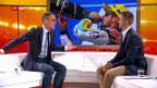 Video «Tom Lüthi: «Heute ist viel mehr Geld im Spiel»» abspielen