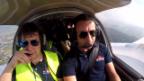 Video «Flug-Ausbildung» abspielen