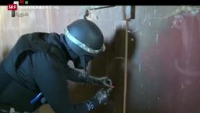 Video «Chemiewaffenvernichtung geht voran» abspielen