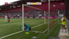 Video «Basel kommt beim Aufsteiger nur zu einem 1:1» abspielen