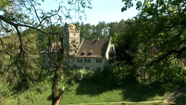 Christiane Ebert: Märchenhaft wohnen in Schloss Liebenfels