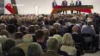 Video «Nachfolge für den CDU-Parteivorsitz von Angela Merkel» abspielen