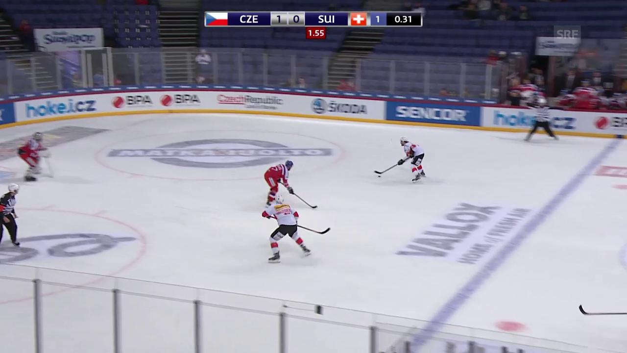 Zusammenfassung Tschechien-Schweiz