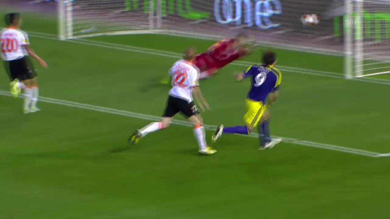 Highlights Valencia - Swansea («sportlive»)