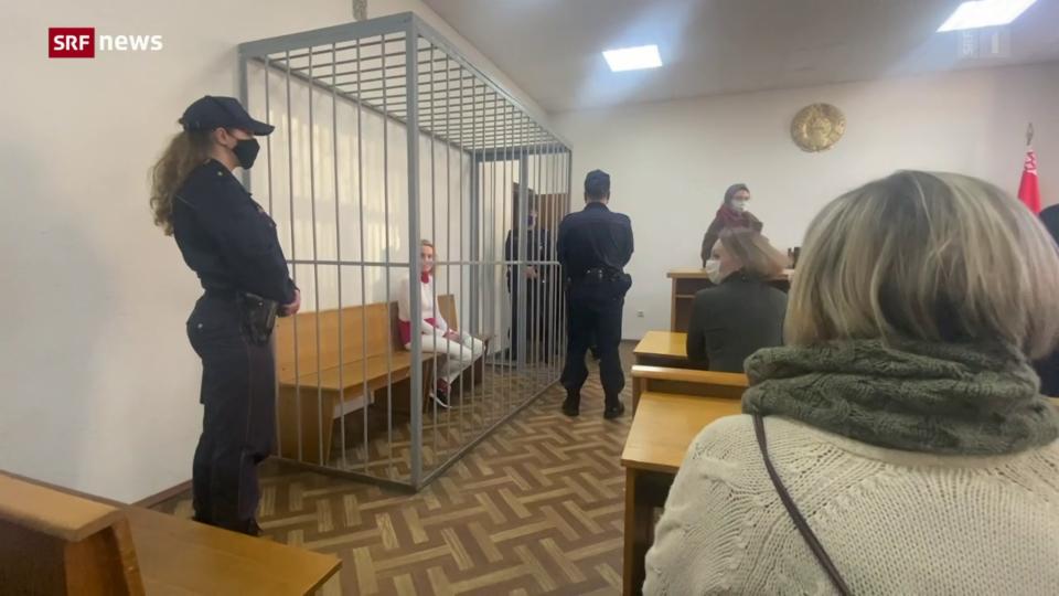 Aus dem Archiv: Gefangen in Belarus
