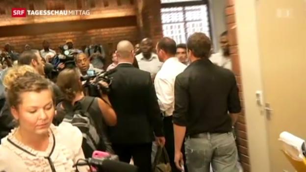 Video «Blamage im Fall Pistorius» abspielen