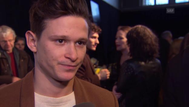 Video «Basman über seine Rolle im Tatort» abspielen