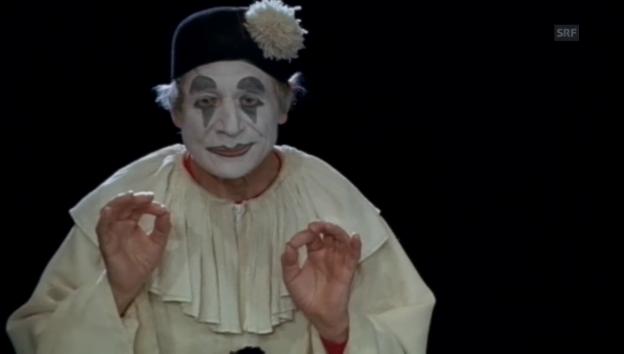 Video ««Dimitri – Clown» von Friedrich Kappeler, 2004» abspielen