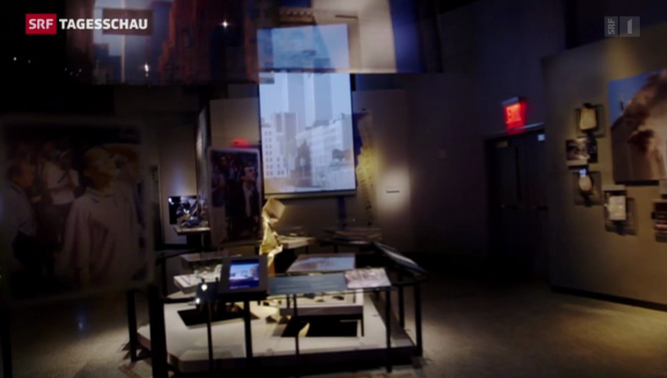 Eröffnung des 9/11-Museums