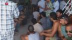 Video «Papua-Neuginea löst Flüchtlingslager auf» abspielen