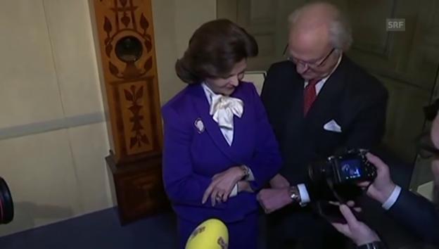 Video «Royaler Uhrenvergleich» abspielen