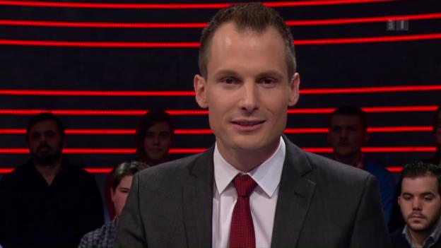 Video «Frage ans Publikum: Soll die Arena immer neutral bleiben?» abspielen