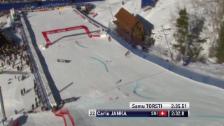 Video «Ski: RS Beaver Creek, 2. Lauf Janka» abspielen
