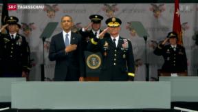 Video «Keine US-Alleingänge mehr bei globalen Krisen» abspielen