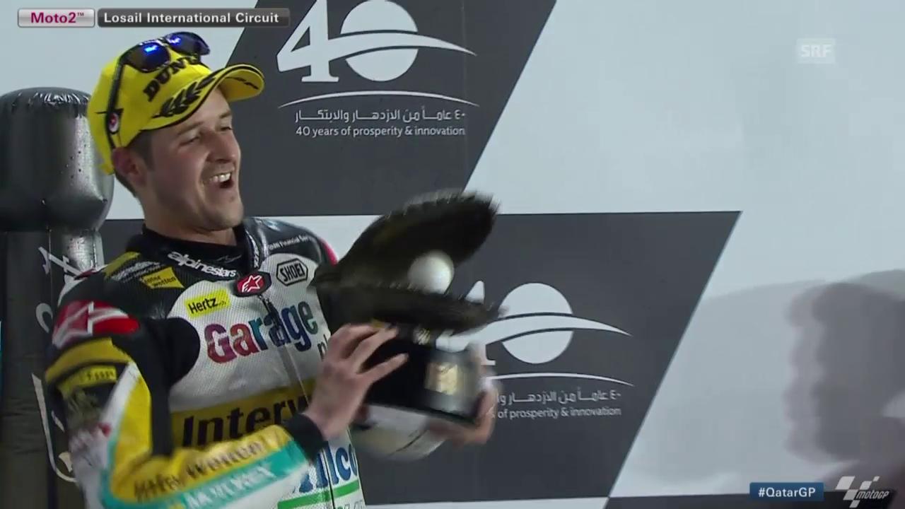Motorrad: GP Katar, Moto2