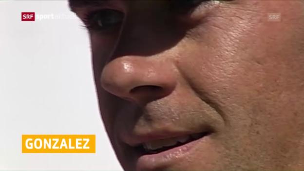 Video «Aitor Gonzalez' tiefer Fall» abspielen