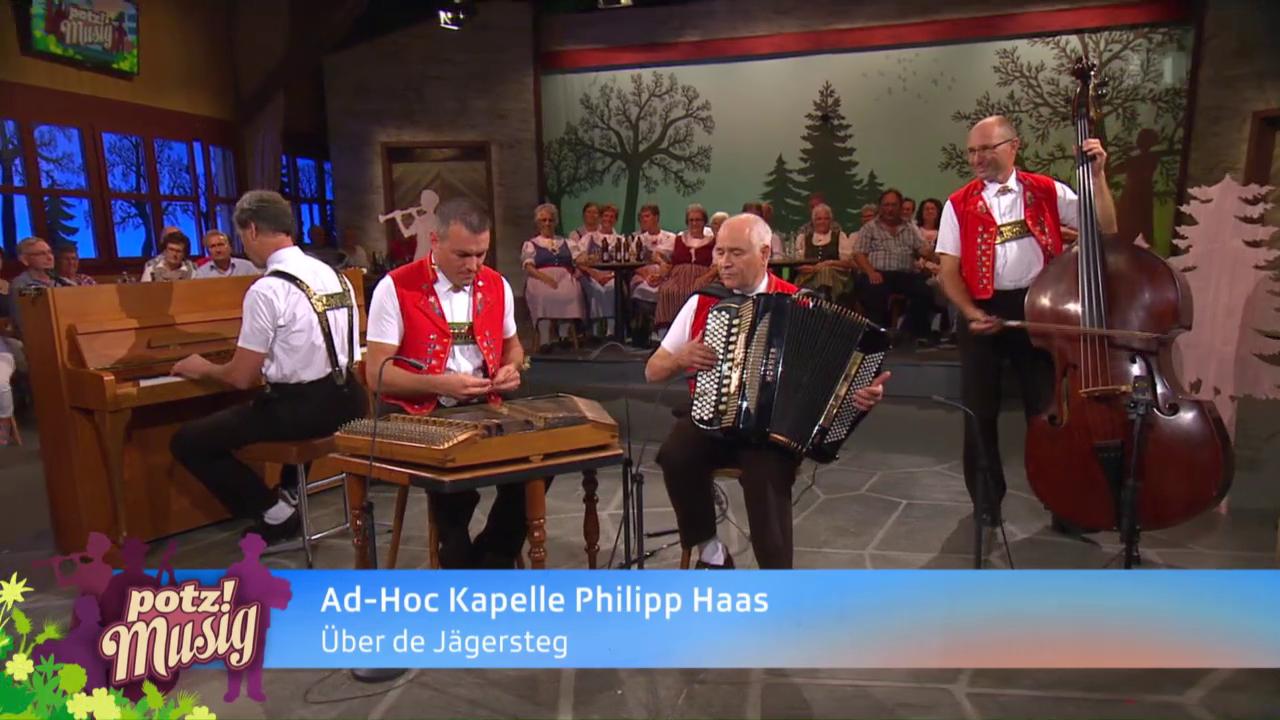 Ad-Hoc Kapelle Philipp Haas