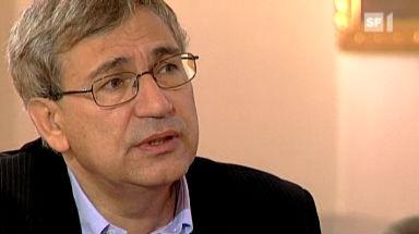 Video «Orhan Pamuk – zwischen Tradition und Moderne» abspielen