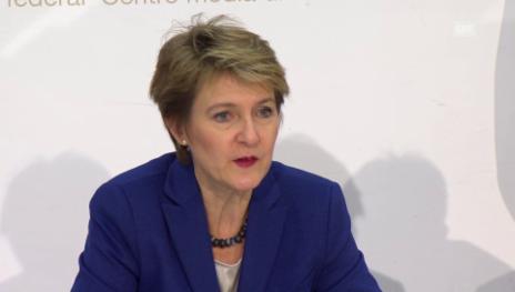 Video «Sommaruga: «Demokratie muss glaubwürdig bleiben»» abspielen