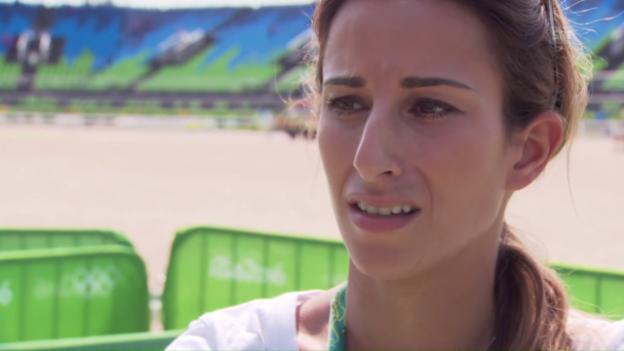 Video «Sprunger: «Es ist schwierig, sich als Frau zu behaupten»» abspielen