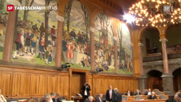 Video «Räte uneinig über neues Präventionsgesetz» abspielen