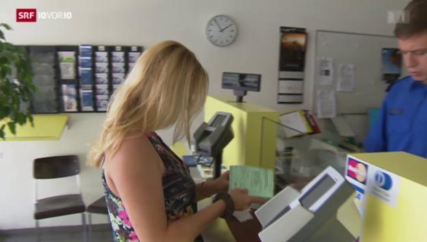 Video «Einfacher Verzollung für Einkaufstouristen» abspielen