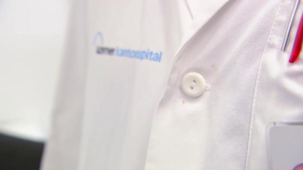 Video «Keimschleuder Arztkittel» abspielen