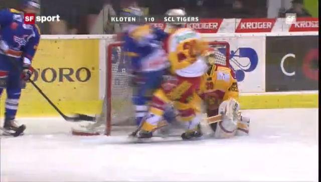 NLA: Kloten - SCL Tigers