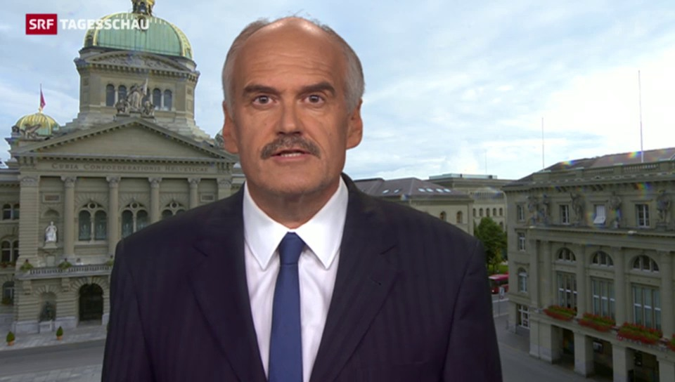 SRF-Korrespondent Hanspeter Forster zum revidierten Bürgerrechtsgesetz