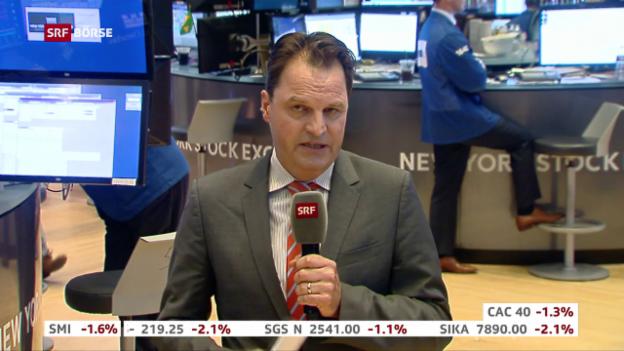 Video «SRF Börse vom 23.05.2018» abspielen